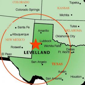Maps | Levelland Economic Development